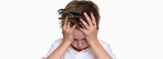 Boys upset about school shooting
